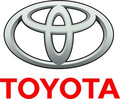 Логотип Toyota