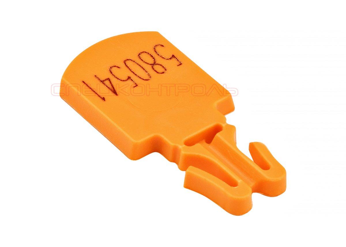 Пластиковая контрольная номерная пломба «МИНИ»