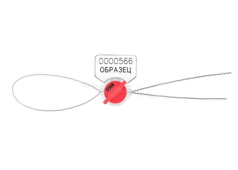 Номерная контрольная пломба «РОТОР-3»