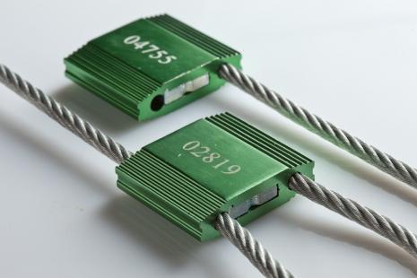 Запорно-пломбировочное устройство Трос-5.0